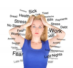 Stress hypnotherapy